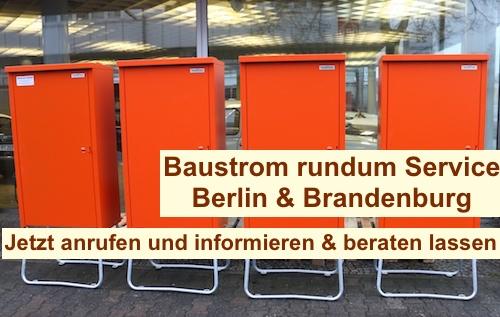 Baustromkasten Berlin